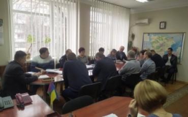 20 лютого проведено чергове засідання постійної комісії Фастівської РДА з питань техногенно-екологічної безпеки та надзвичайних ситуацій.