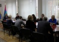 07 жовтня відбулася щотижнева апаратна нарада з керівниками структурних підрозділів райдержадміністрації, установ та організацій району.