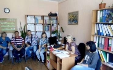 Відбулася робоча зустріч з батьками-вихователями ДБСТ та прийомними батьками ПС.
