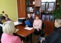 18 лютого на засіданні спостережної комісії було обговорено питання соціальної адаптації умовно-достроково звільненого жителя району