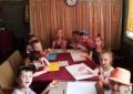 В Будинку культури с. Веприк організовано творчі майстерні для дітей,