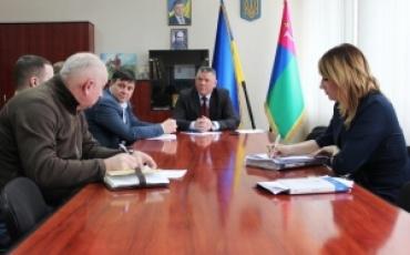 Проведено нараду з експлуатації та утримання автомобільних доріг Фастівського району